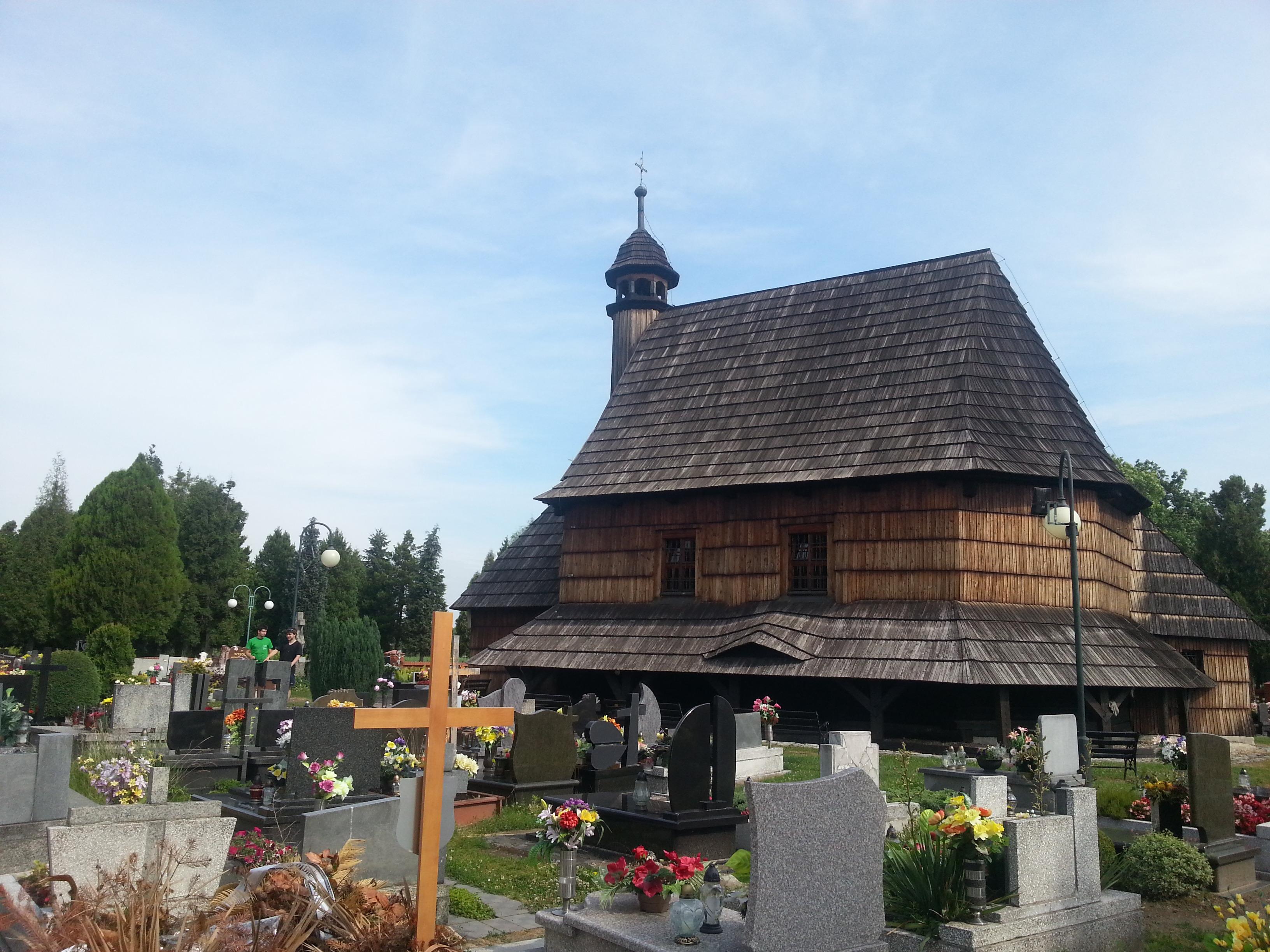 Kościół św. Walentego w Woźnikach