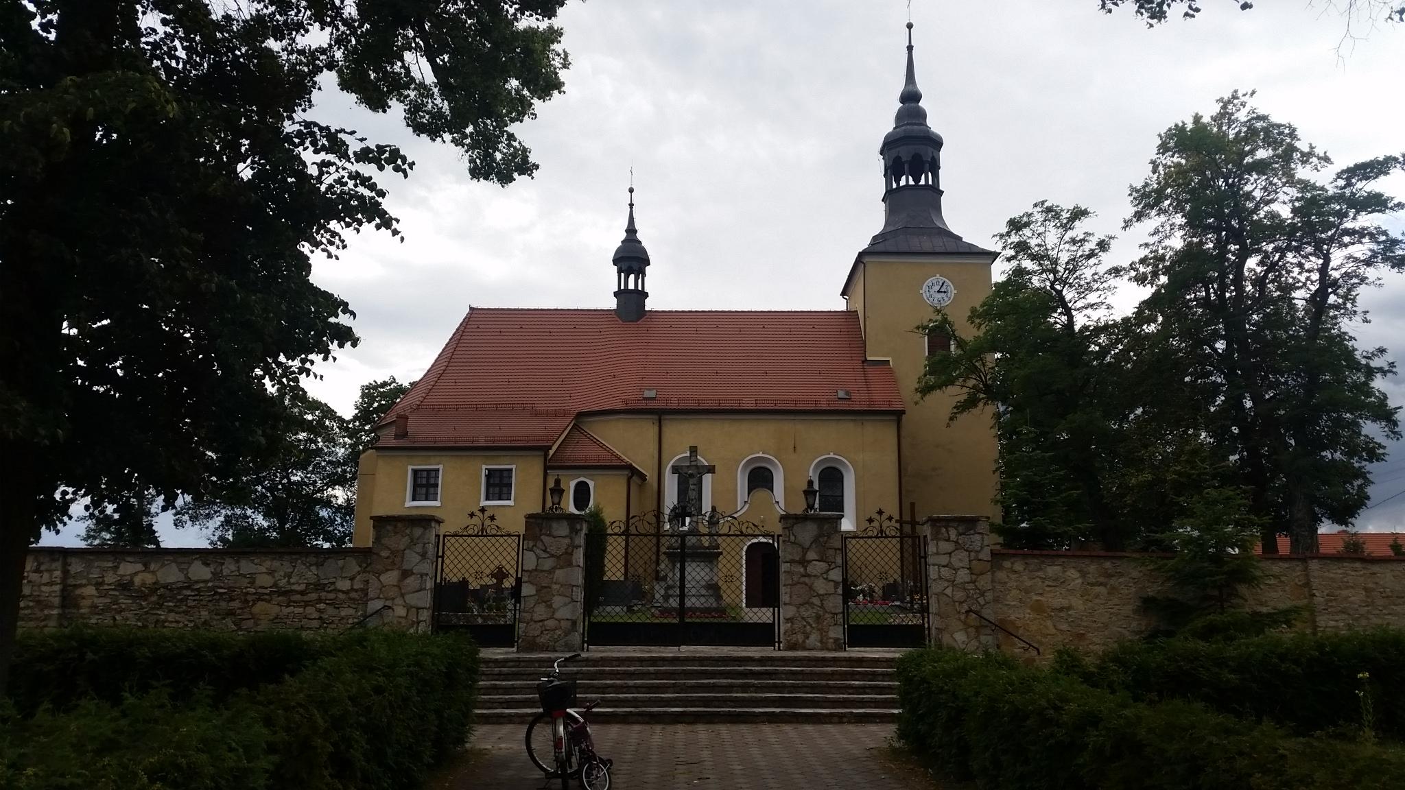 Kościół w Kotach (Tworóg)