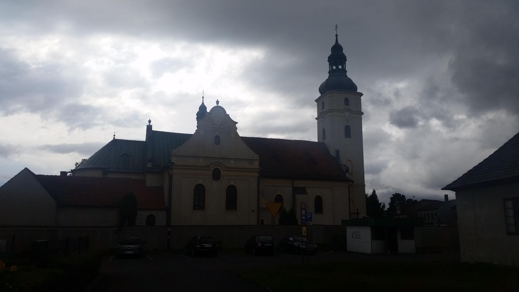 Kościół w Tworogu