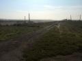 Trasa rowerowa - Zamek Tworkow 1